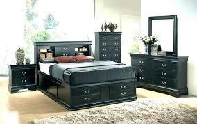 Dimora Bedroom Sets Bed Set Black Queen Bedroom Sets Black Queen ...