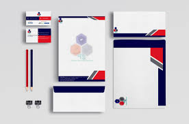 Stationery Letterhead Design Business Card Letterhead Envelop And Stationery Item
