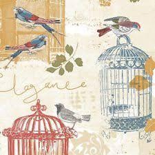 vintage birdcage wallpaper. Interesting Birdcage Colorful Birdcage Wallpaper KE29945 Red Blue Gold Birds Script Prepasted In Vintage 7