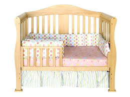 wooden bed rails for toddlers 4 in 1 convertible crib in natural magnifier wooden bed rails toddler