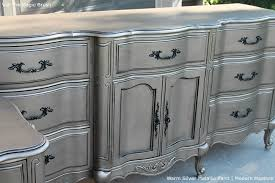 silver paint colorshighlight furniture details with metallic paint  Modern Masters
