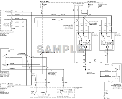 1993 ford ranger radio wire diagram wirdig probe headlight motor wiring diagrams probe circuit diagrams