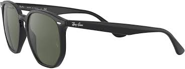 Designer Optics Legit Amazon Com Ray Ban Rb4306 Hexagonal Sunglasses Black Green