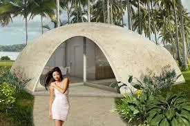 Nicol Bini domed homes, Nicol Bini Binishells, Binishells domes, dome  architecture, concrete