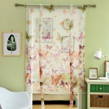 Kitchen Window Curtain Panels Popular Kitchen Door Panels Buy Cheap Kitchen Door Panels Lots