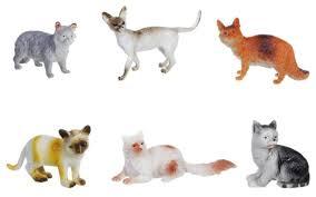 Фигурки <b>BONDIBON Ребятам</b> о зверятах - Домашние кошки ВВ1621