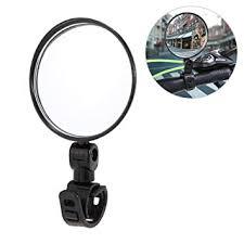 JERN <b>Bike Rearview Mirror</b> 360° Rotary <b>Cycling Bicycle</b> Convex ...