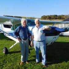 Tony Cook's family pay tribute as he and Richard Lewis die in Leven plane  crash - Hull Live