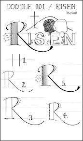 Doodle 101 risen