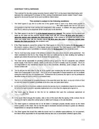 Service Agreement Samples 29 Printable Dj Service Agreement Forms And Templates