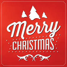 Typographic <b>Christmas</b> Background / <b>Creative Design</b> / <b>Merry</b> ...