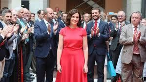 El proyecto Díaz Ayuso: de desconocida a baronesa del PP | Madrid | EL PAÍS