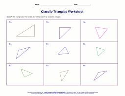 Types Of Angles Worksheet | Homeschooldressage.com