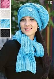 Image result for شال و کلاه دخترانه