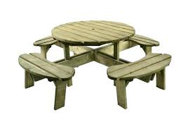table with benches by kidkraft wooden outdoor bench seats style set cushions umbrella picnic tables decorating splendid round bedrooms today twinsburg