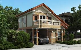Two Story House Designs New Plans Series PHP 2014012 Regarding 1 ...