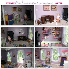 Toy Storage: Kid's Playroom Reorganization