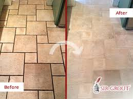can grout color be changed
