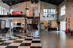 Black And White House By Geometrix Design Decoholic - Vintage studio apartment design
