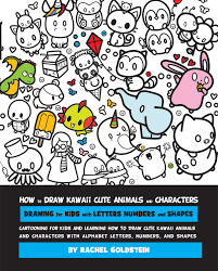 our new drawing book for kids is out learn how to draw super cute kawaii s and characters