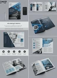Business Brochure Template Trend Of Brochures Design Best Templates