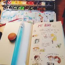 some topics for your sketchbook