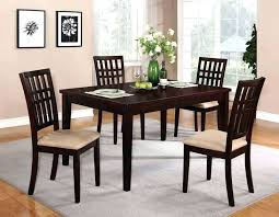 dining furniture brilliant room sets dark wood house and cafeteria tables chairs decor affordable near