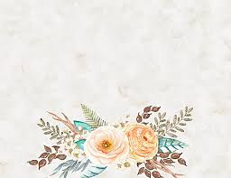 Free Floral Backgrounds Watercolor Floral Background Vintage Poster Watercolor Flowers
