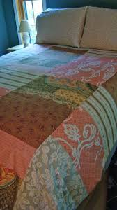 sew a patchwork duvet cover by the diy mommy craft ideas duvet patchwork and sewing ideas