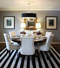 lines pattern rug idea feat fortable white leather