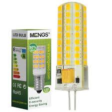 Acdc Lighting Price List Mengsled Mengs G4 7w Led Light 72x 2835 Smd Led Bulb Lamp