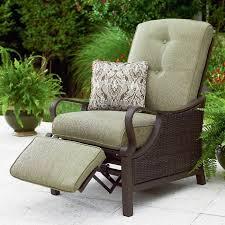 reclining patio chair target