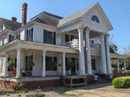 Roman Style Home Design Colonial Revival Style Home Was Built In 1910 By Richard