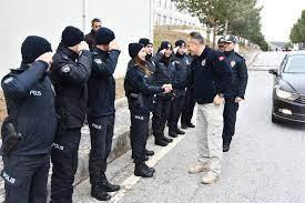 POLİS AKADEMİSİ BAŞKAN YARDIMCISI SAYIN FATİH İNAL'IN MÜDÜRLÜĞÜMÜZÜ  ZİYARETİ   Yozgat Polis Meslek Eğitim Merkezi