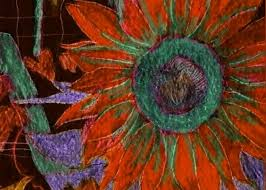 Fall Sunflower Digital Art by Margie Byrne