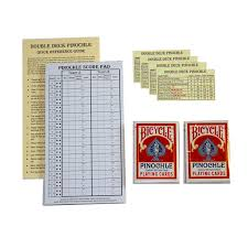 double deck pinochle meld chart pinochle score pad gift set red 40 page score pad two