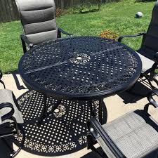 outdoor patio furniture table and chairs for in fort