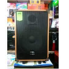 loa kéo karaoke DBA CA8 2 tấc âm thanh pro