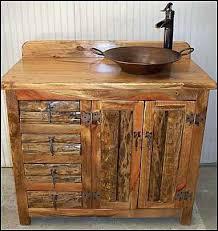 Rustic Bathroom Sink Cabinets Rustic Bathroom Cabinets Beautiful