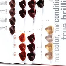 Scruples True Integrity Color Chart Infiniti Hair Colour