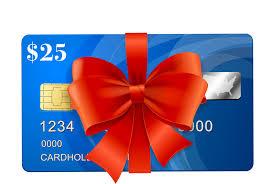 free 25 gift card