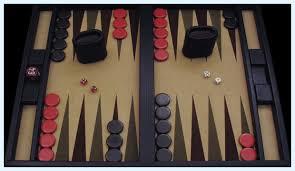 Image result for backgammon starting position