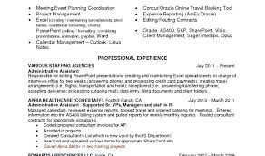 Samples Of Skills For Resume Gorgeous Investment Banking Internship Resume Tips Banker Example Template