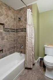 marvelous nice bathroom tub tile tiled bathtub area with decorative tile on walls and floor ideas