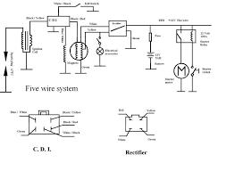 04 Honda 250 Ignition Wiring 5 Wire Ignition Switch Wiring