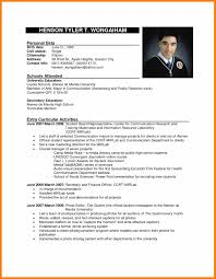 Best Ideas Of 4 Resume Examples Philippines Brilliant Resume Sample
