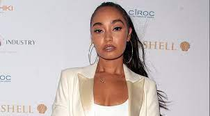 Leigh-Anne Pinnock suffered racism ...