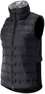 New Balance Women's NB Radiant Heat Vest, Black ... - Amazon.com