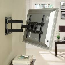Corner Tv Wall Mounts With Shelves Adorable Corner Tv Wall Mount With Shelf Magnificient Atlantic Full Motion