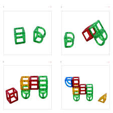 Click Block X-Bar <b>42 pcs</b> Super Set | <b>Baby Toys</b> | GOBIZKOREA.COM